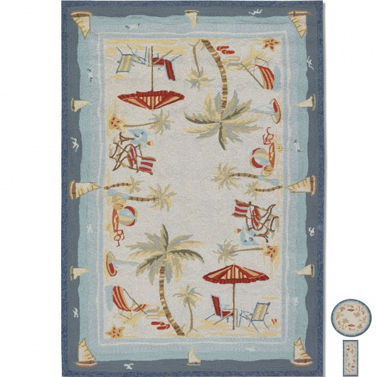 Outdoor Escape Pacific Heights Outdoor Rug
