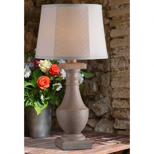 31 Inch Outdoor Table Lamp
