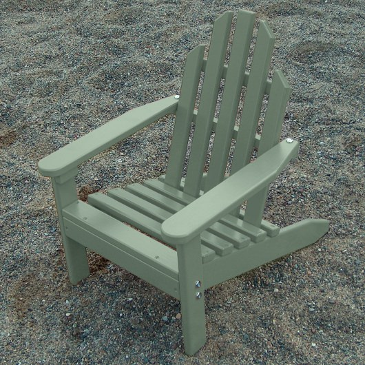 Kiddie Adirondack Chair Dfohome