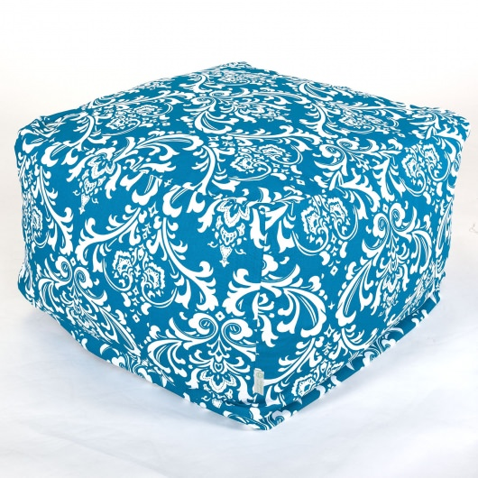 Ocean French Quarter Large Outdoor Ottoman