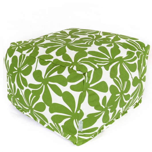 Sage Plantation Large Outdoor Ottoman