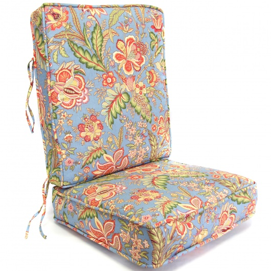 Joya Blue Jay Deep Seating Box Cushion