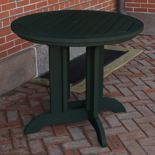 48 in Round Dining Table