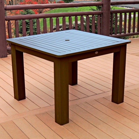 Square 42x42 Dining Table