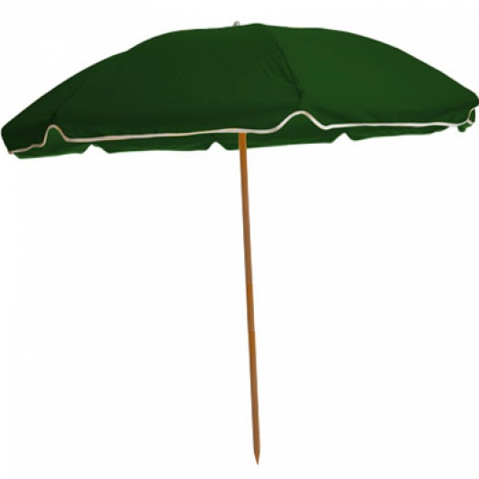 Sunbrella Beach Umbrella - Hunter Green