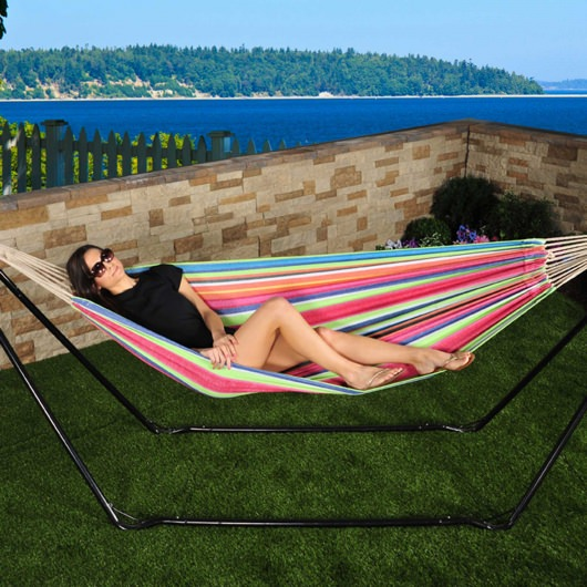 hammock in a bag   tropical fruit 9 ft 3 in bliss hammocks tropical fruit hammock in a bag   dfohome  rh   dfohome