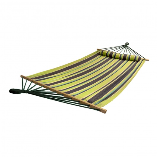 Oversized Hammock with Spreader Bars - Country Club