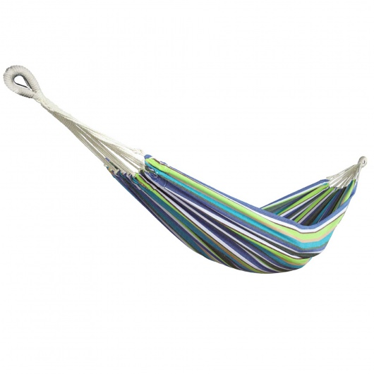 Hammock In A Bag - Garden Stripe 9 ft 3 in