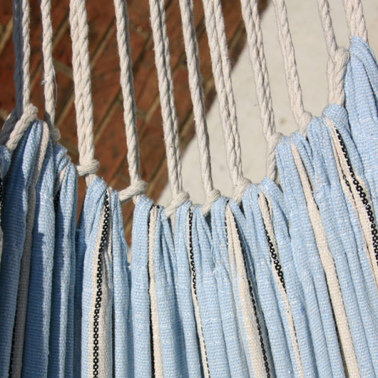Brazilian Powder Blue Hammock