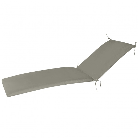 78in Sunbrella Chaise Lounge Cushion
