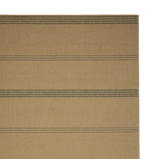 Inlet Stripe Natural - Pawleys Island Porch Rug