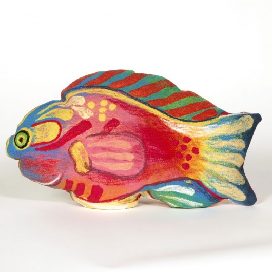 Cutting Edge Tropical Fish Pink 13