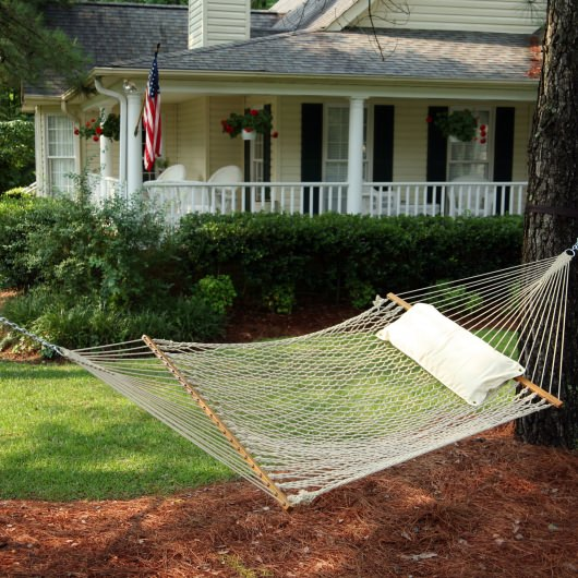 Original Cotton Rope Hammock