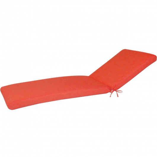 72'' Bullnose Chaise Sunbrella Cushion