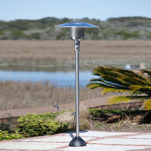 Stainless Steel Natural Gas Patio Heater