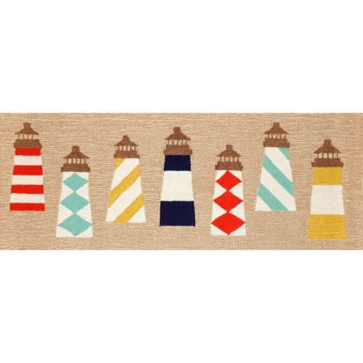 Frontporch Lighthouse Outdoor Rug