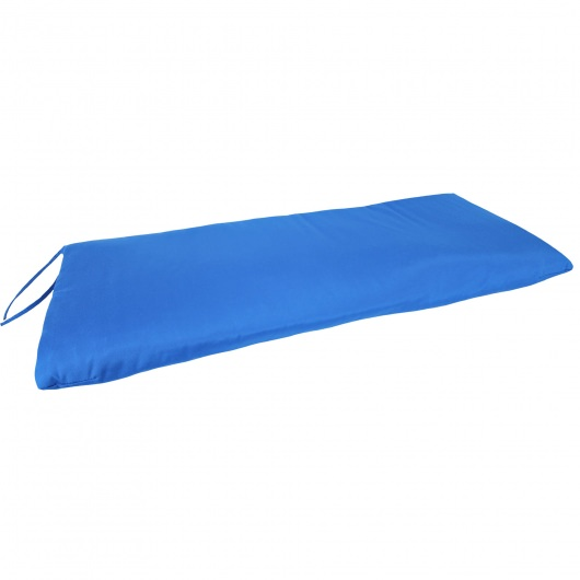 Pacific Blue Knife Edge Bench, Swing, and Glider Cushion