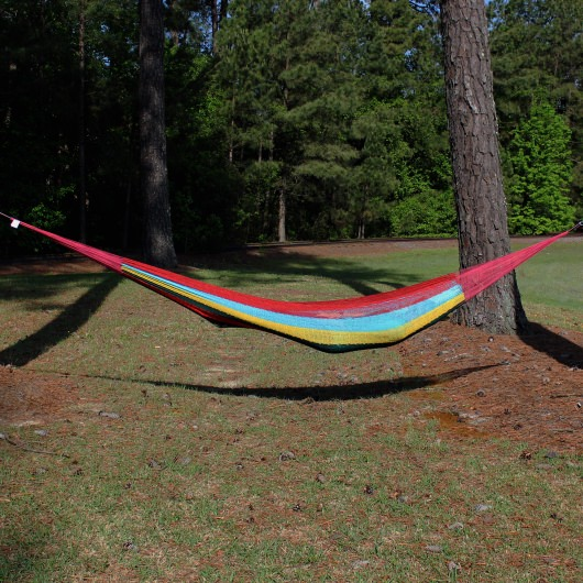 Traditional Mayan Single Hammock