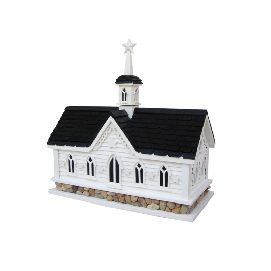 Star Barn Birdhouse