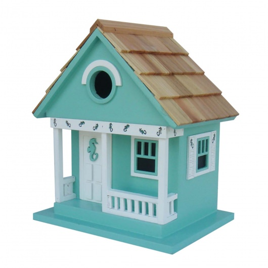 Sea Horse Cottage - Aqua