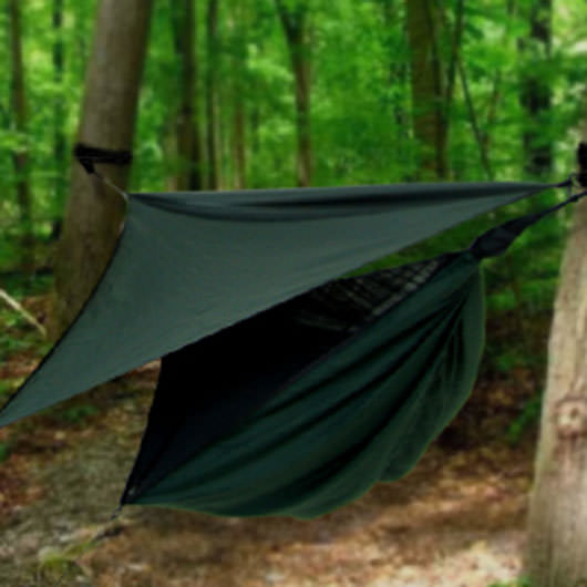 Expedition Asym Classic Hammock with Zipper