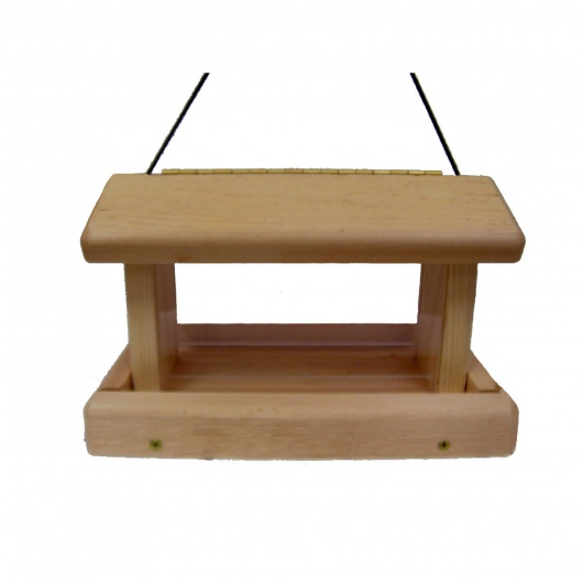 Cedar Hopper Feeder Kit