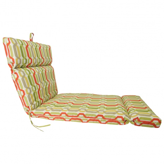 Fiesta Chaise Lounge Cushion