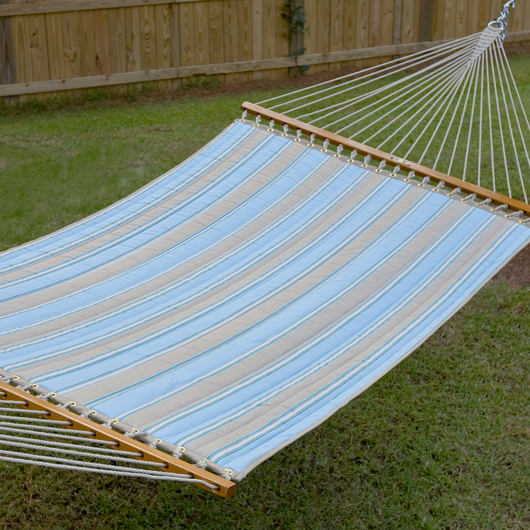Quilted Hammock - Chandler Sky