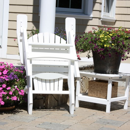 Hyannis Folding Adirondack Chair - 14 Colors
