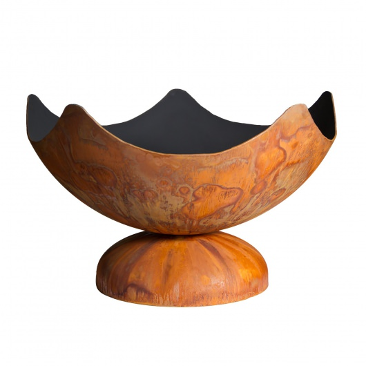 30 in. Stellar Artisan Fire Bowl with Patina Finish