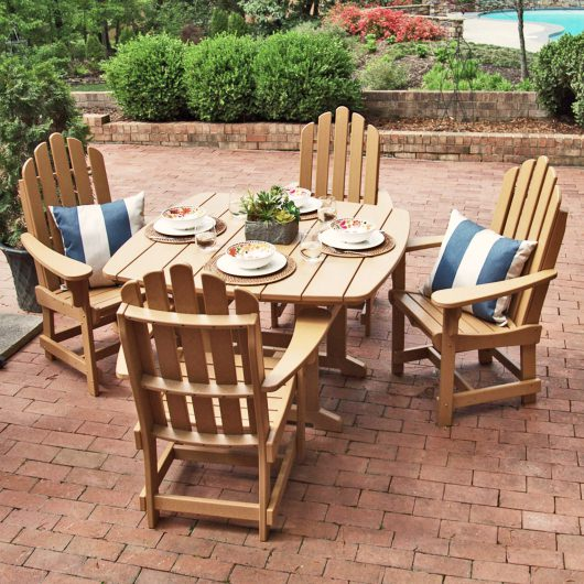 Durawood Essentials Dining Set