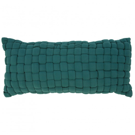 Green Soft Weave Hammock Pillow