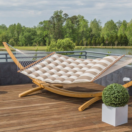 Pillowtop Hammock - Regency Sand