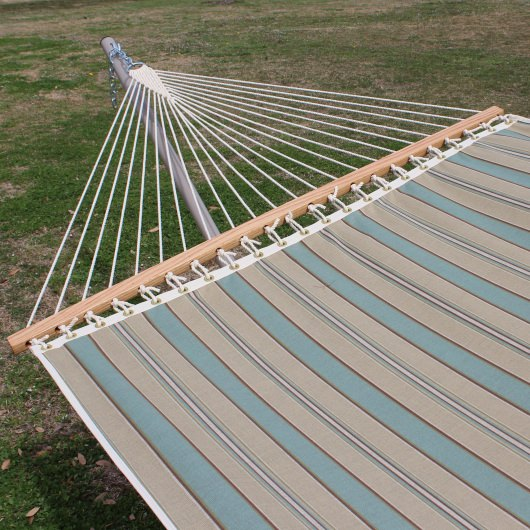 Single Layer Fabric Hammock - Crestwood Spa