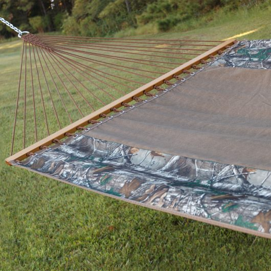 Single Layer Hammock - RealTree Camo