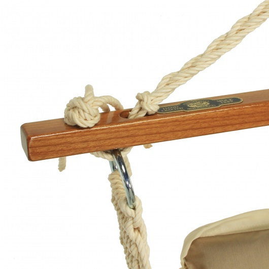 Cushioned Single Swing - Spectrum Sand