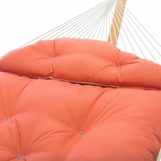 Large Tufted Hammock - Echo Sangria