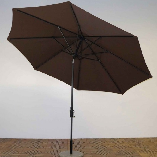 11 Ft. Premium Market Umbrella-Outdura Fabric Choose a Color