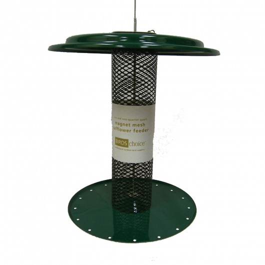 1-1/4 Quart Magnet Mesh Safflower Feeder