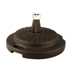 Patio Living Concepts 95 lb Umbrella Base Unfilled -Bronze