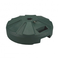 PLC Green Umbrella Base 16 In diameter
