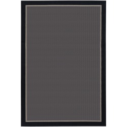 Tides Freeport Black/Taupe Outdoor Rugs
