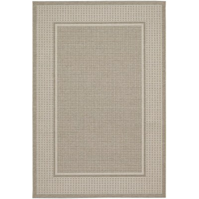Tides Astoria Beige/Fern Outdoor Rug  (2ft x 3ft 7in)