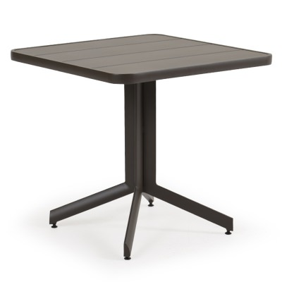 29 in Square Pedestal Table