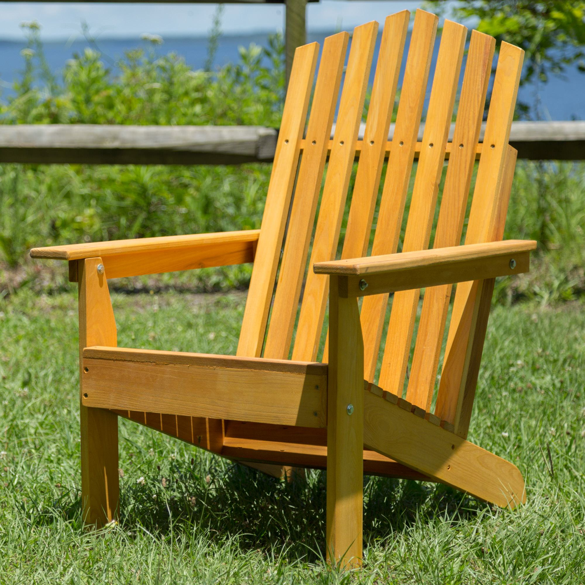 Pinetown Folding Adirondack Chair
