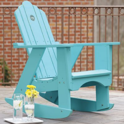 Original Collection Adirondack Rocker - Pine -