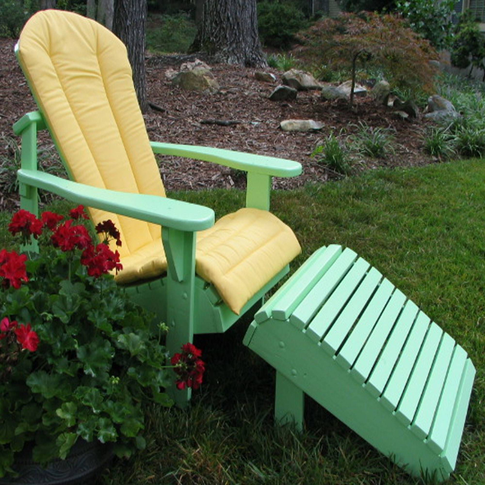 Adirondack Chair Cushion
