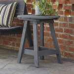 Original Collection Round Side Table - Poly -