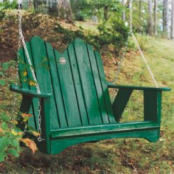 Original Collection Adirondack Swing - Poly -