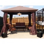 750 - 1500 Watt Infrared Gazebo Heater